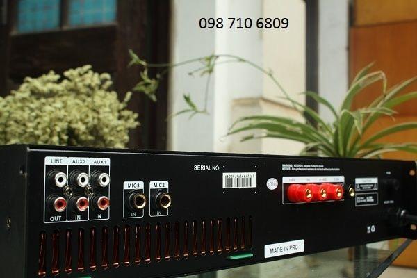 Thiết kế của AMPLY DB LP-480F