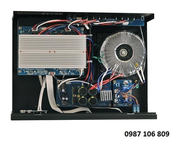 Tính năng ưu việt của AMPLY JARGUAR PA 1204 DSP PRO