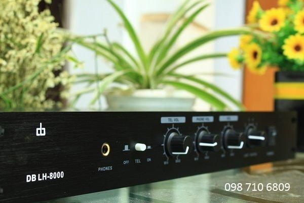 Thiết kế của AMPLY TRUNG TÂM DB LH-8000