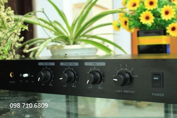 AMPLY TRUNG TÂM DB LH-8000 khoa học, sang trọng