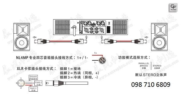Thiết kế của LOA HỘI TRƯỜNG CF TC – 12