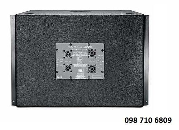 LOA SUB ARRAY JBL VT4883 được bao phủ bởi hợp kim