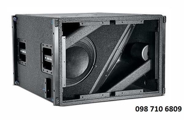 Thiết kế gọn gàng của LOA SUB ARRAY JBL VT4883