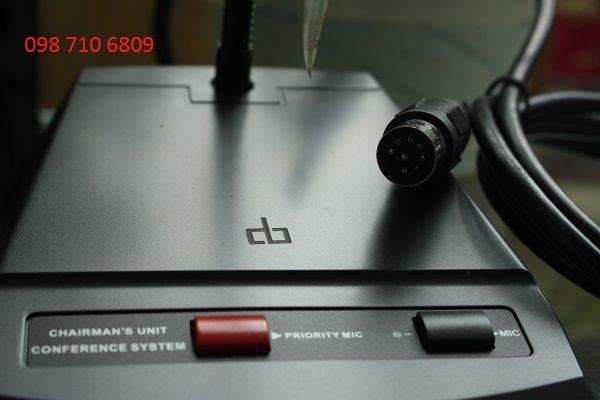Thiết kế của MICRO CHỦ TỌA DB LH-8000A