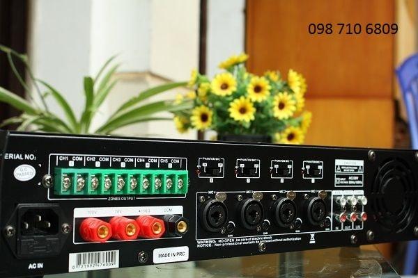 Ứng dụng của AMPLY DB LP-200T