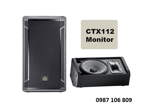 Loa DB CTX 112