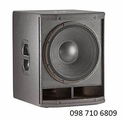 Thiết kế của LOA JBL PRX418S