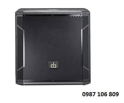 Đặc điểm của Loa sub đơn bass 50 DB CTX 118S