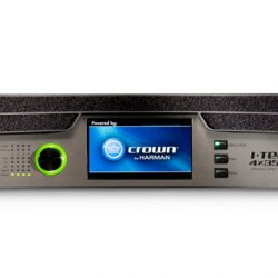 Cục đẩy 4 kênh Crown iT 4x3500HD