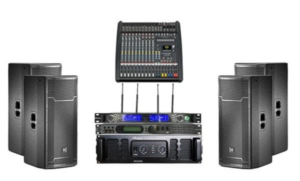 Mua bán thanh lý dàn âm thanh hội trường là giải pháp tối ưu để tiết kiệm chi phí