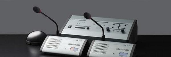 Âm thanh hội nghị TOA TS-900