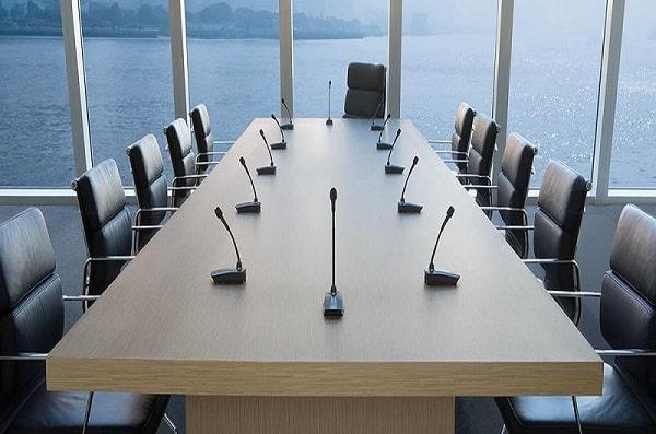 Đặc điểm của hệ thống âm thanh phòng họp