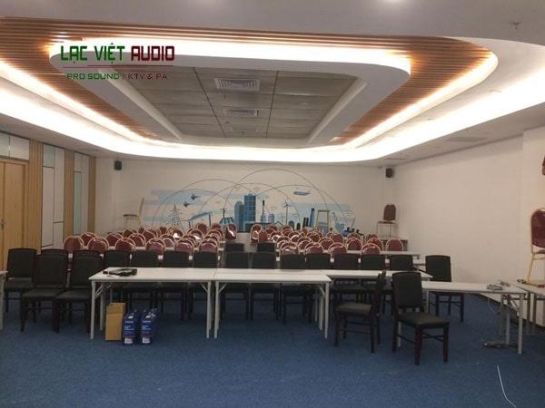Hệ thống âm thanh phòng họp 60-100m2