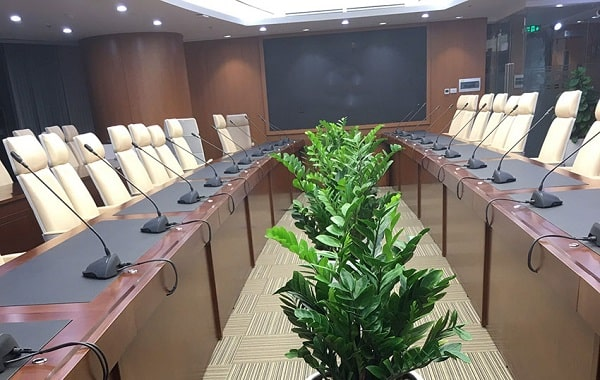 Hệ thống âm thanh hội nghị, hội thảo chất lượng giá rẻ HN, Đà Nẵng