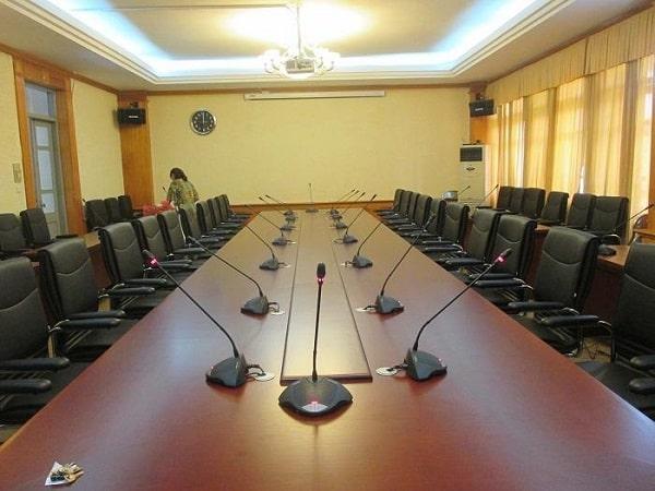Tiêu chuẩn lắp đặt âm thanh phòng họp, hội nghị, hội thảo