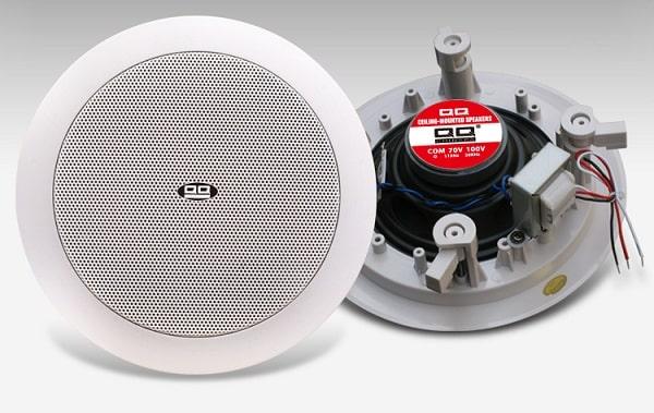 Chọn mua loa âm trầnbluetooth giá rẻ cần quan tâm tới công suất, thương hiệu
