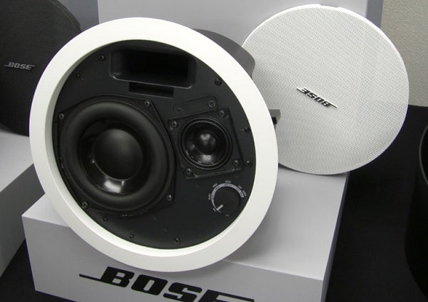 Combo loa âm trần Bose Freespace DS 100F