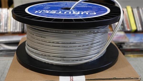 Dây loa âm trần cao cấp Furutech FS-303: Giá 130.000 đồng/mét