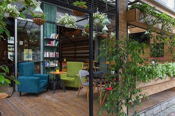 Hướng dẫn bố trí dàn âm thanh cho quán cafe sân vườn cực chuẩn