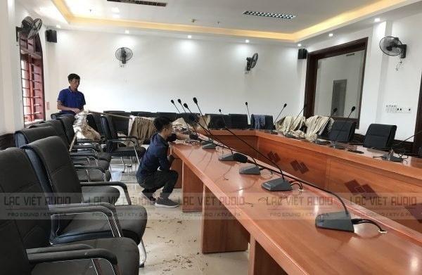 Dịch vụ cho thuê âm thanh hội nghị chuyên nghiệp Hà Nội, TP HCM