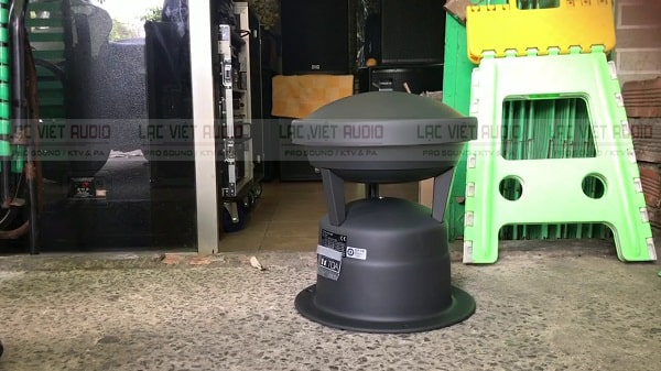 HÌnh ảnh thực tế của loa sân vườn TOA GS-302 lacvietaudio.com giao cho khách hàng