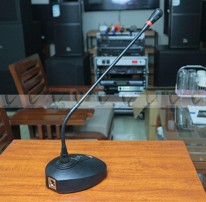 Micro cổ ngỗngkhông dâyNUOXUN D92có thể sử thay thế giữa có dây và không dây