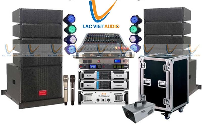 Thuê được một bộ dàn có cấu hình hợp ý sẽ là cách vừa đảm bảo âm thanh mà lại tiết kiệm chi phí