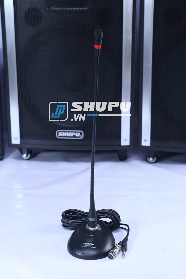 Mic hội thảo có dây Shupu EDM 38A