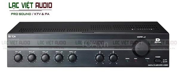 Giá amply phóng thanh TOA A-2060D: 12.500.000 đồng