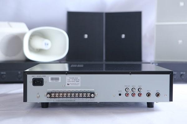 Dựa vào các tính năng như kết nối bluetooth, usb, aux để chọn sản phẩm