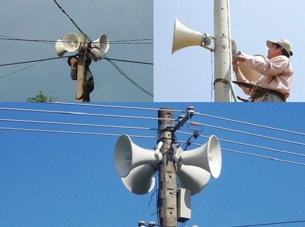 Nguyên tắc thi công lắp đặt loa phát thanh là phải chính xác, tối ưu chi phí
