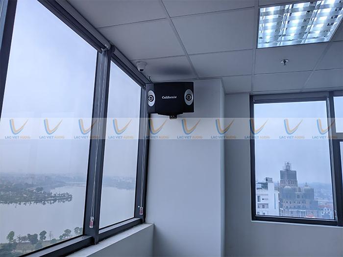 Loa California chất lượng đảm bảo âm thanh rõ ràng và phủ đều trong phòng