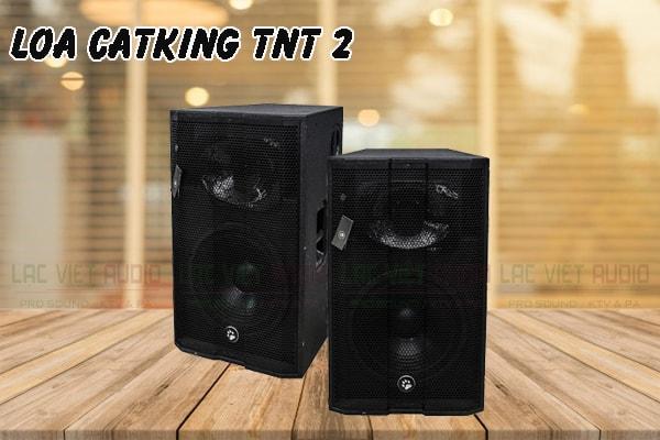Loa sân khấu Cat King TNT 2  cho chất âm thanh mạnh mẽ, bùng nổ