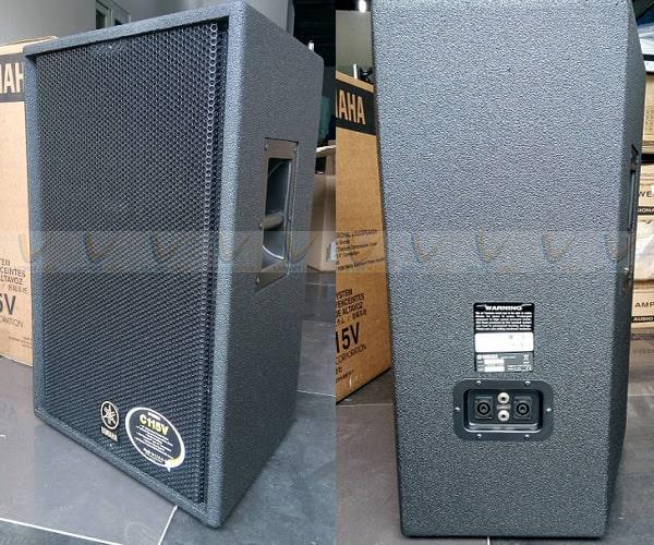 Mua loa sân khấuYamaha C115V chính hãng giá tốt tại Lạc Việt Audio