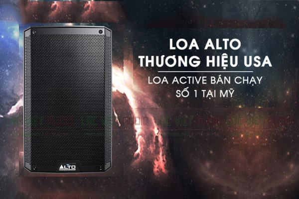 Loa Alto TS315 chất lượng cao của Mỹ