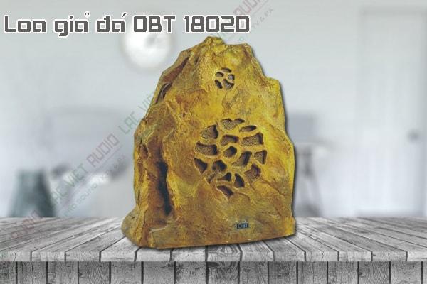 Loa sân vườn giả đá OBT 1802D
