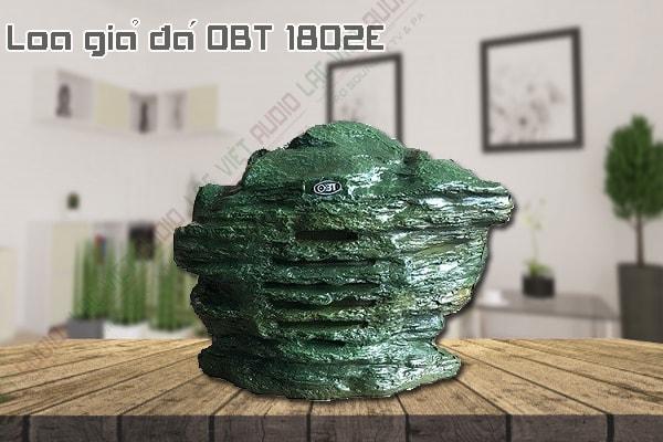 Loa sân vườn hình đá OBT 1802E
