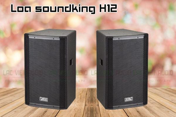 Loa sân khấu Soundking H12 chất lượng tốt, giá thành hợp lý