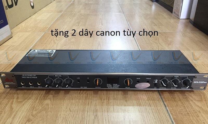 Mua vang cơ DBX 228 Plus chính hãng tại Lạc Việt Audio