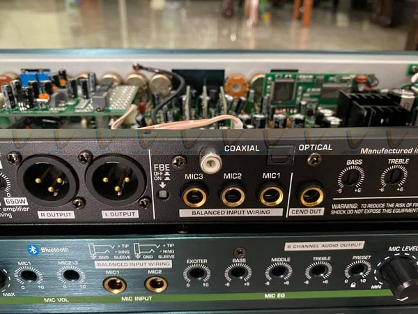 Vang cơ Gutin KM8FX có chất lượng âm thanh hay mượt mà