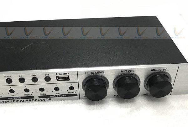 Vang cơ NEX FX8 II cho chất âm thanh hay, mượt mà chuyên nghiệp