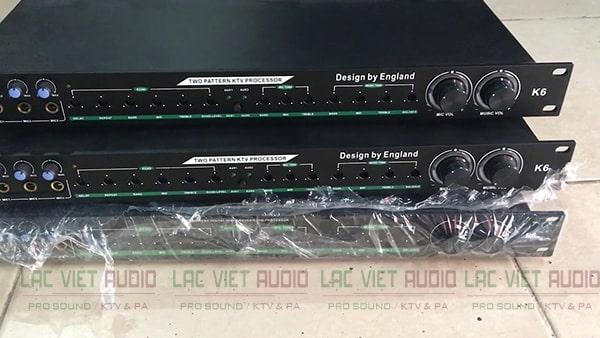 Vang cơ JBL K6 có khả năng xử lý âm thanh cực hay