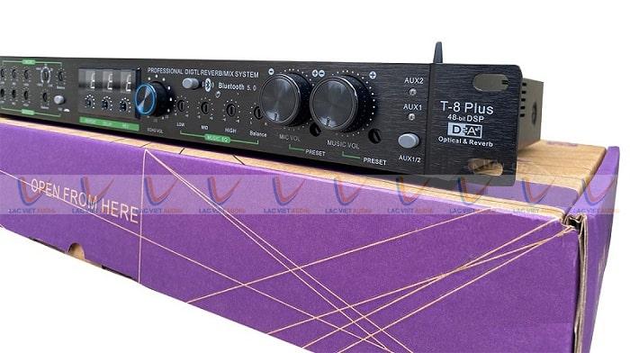 Vang cơ TD Acoustic T8 Plus có nhiều ưu điểm vượt trội
