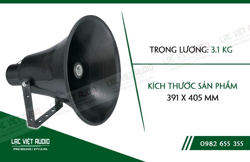 Loa ITC T710B có thiết kế tiện lợi cùng chất lượng âm thanh rõ ràng