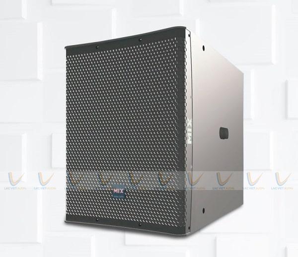 Loa MIX X-18 là sự lựa chọn hoàn hảo cho các không gian diện tích từ 30-40m2