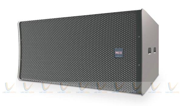 Loa MIX X-218 có chất âm thanh mạnh mẽ bùng nổ