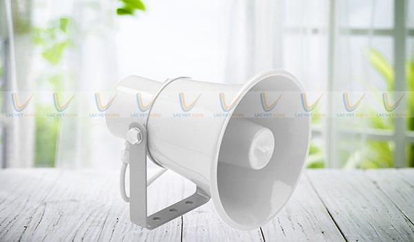 Loa phóng thanh Bosch LBC 3481/12 có thiết kế hiện đại, dẹp mắt