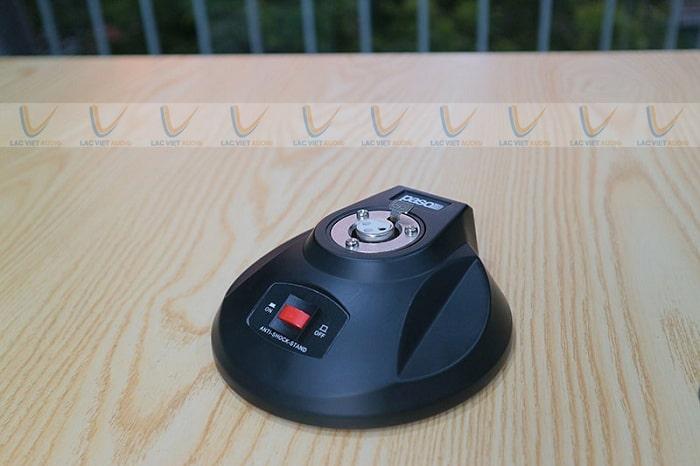 Chân đế micro Paso B260 với nhiều ưu điểm vượt trội
